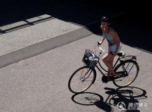 阿玛尼自行车