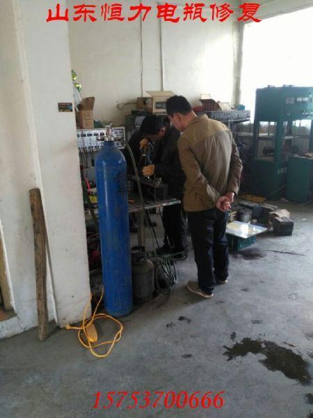 恒力手工电瓶修复