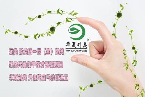 创绿家空气净化除甲醛