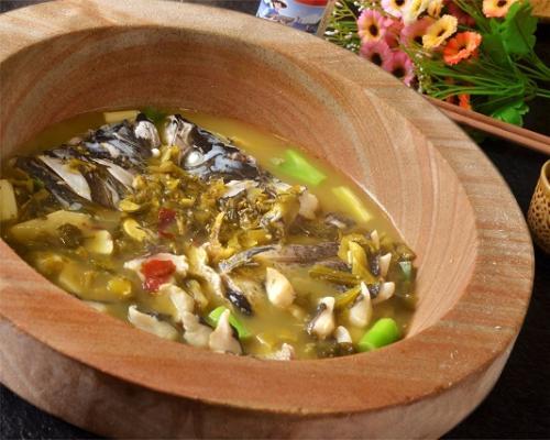 蒸汽香锅石锅鱼