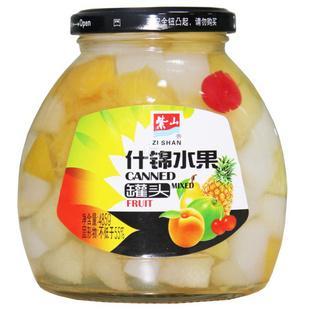 芦野水果罐头