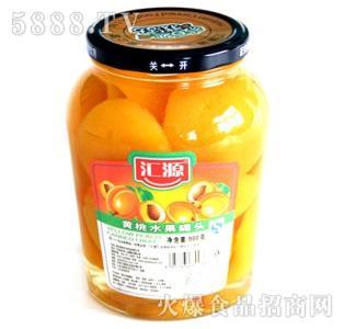 三叶牌水果罐头