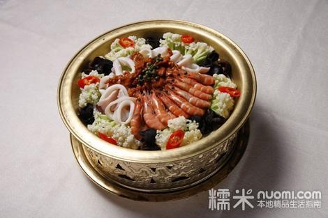 鹭宝宝海鲜火锅