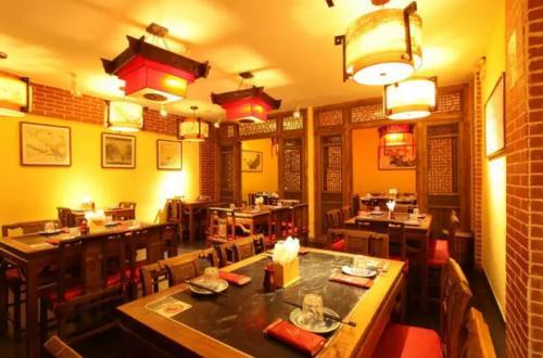 花家怡园餐厅