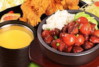 香乐门中式快餐