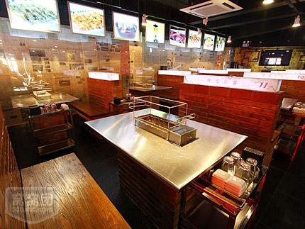 权韩韩国自助烤肉