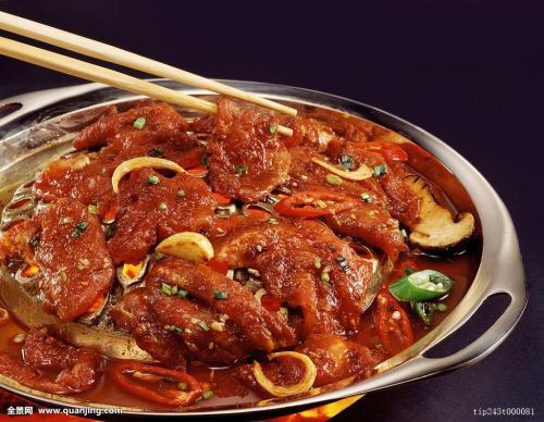 大陆韩国烤肉