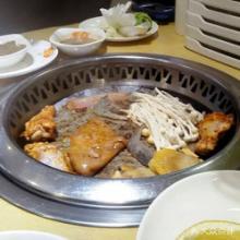 金丽轩韩式自助烤肉烧烤