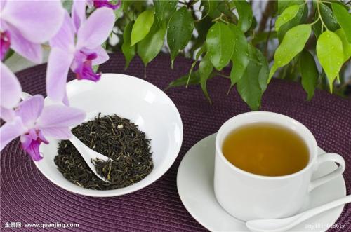 川之花茶叶