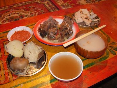 青稞饭快餐