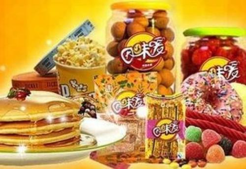 东尚休闲食品