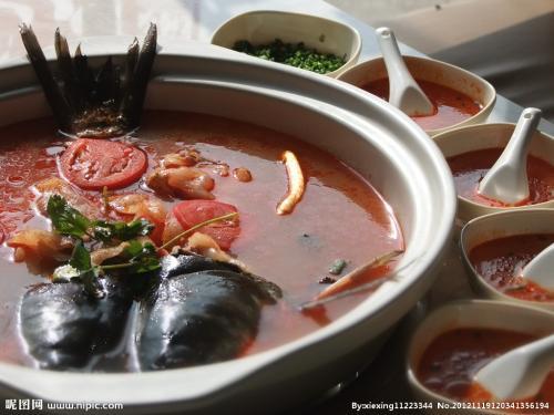 百味生态鱼火锅