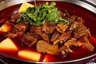 万州格格王中餐