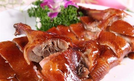 李记北京果木烤鸭