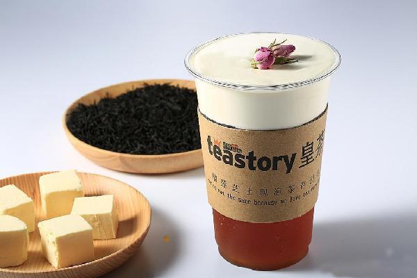 royaltea皇谛皇茶    销售渠道多样化