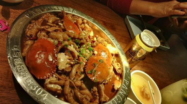肉蟹煲加盟怎样样?口感共同引领餐饮市场